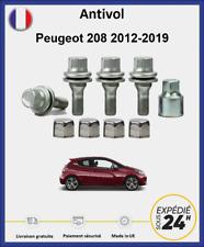 Peugeot 206 2.0 gti 57.15mm long véritable febi boulon de roue