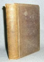 Antique New England Book Village Life Christian Abolitionist Social Reform 1867