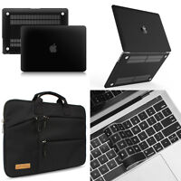 "Premium Rubberized Case Laptop Bag Keyboard Cover For 2016 13""13.3"" Macbook Pro"