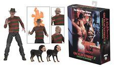 Pesadilla en Elm Street Parte 2 Ultimate Freddy Krueger Acción Figura En Stock