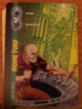 DC Overpower Home Turf (Lex Luthor) Basic Universe NrMint-Mint Card