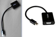 Adaptateur Mini DisplayPort 1.2 vers VGA StarTech.com MDP2VGA2 - Neuf !!
