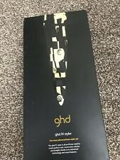 GHD IV 4 Professional Hair Styler Empty Storage Box Only