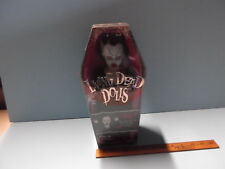 """Living Dead Dolls Lilith 10""""in Figure by Mezco Toys yr 2000."""