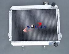 3 Rows aluminum Radiator for TOYOTA Corolla AE71 AE72 1979-1983 Automatic