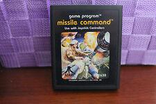 MISSILE COMMAND Game Cartridge ATARI 2600 - FAST POST