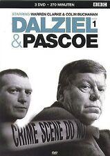 Dalziel & Pascoe : Serie 1 (3 DVD)