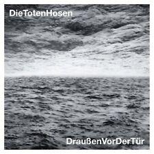 DIE TOTEN HOSEN - DRAUSSEN VOR DER TÜR  CD SINGLE DEUTSCH ROCK/POP NEUF