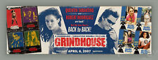 New GRINDHOUSE Death Proof Vinyl Banner Poster 59x19""