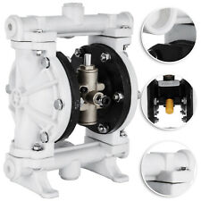 Vevor 12 Air Operated Double Diaphragm Pump 13 Gpm 150f 66605j 3eb