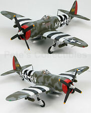 Hobby Master HA8401 USAAF Francis Gabby Gabreski P-47 Thunderbolt 61st FS 1:48th