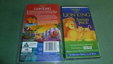 The Lion King (VHS, 1995)SEALED