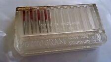PG144 - Gramophone needles PORTOGRAM LONG LIFE box con puntine da grammofono (2)