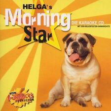 Helga's Morning Star-Karaoke (2000, SAT.1) Let's get loud, Life is a roll.. [CD]