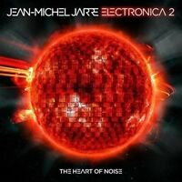JEAN-MICHEL JARRE - ELECTRONICA 2: THE HEART OF NOISE   CD NEW+