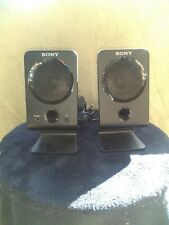 Sony SRS-A3 Multimedia Computer Speakers -