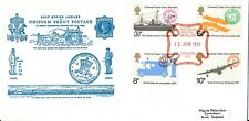 1974 UPU First Day Postal Museum cover Postmark special NPM