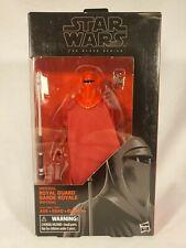 Hasbro Star Wars Black Series 6 Inch #38 Imperial Royal Guard NIB Action Figure
