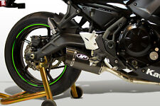 M4 Exhaust Kawasaki Ninja 650 2017-2019 Full System CARBON Canister