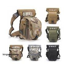 Hiking Leg Bag Multifunction Outdoor Pack Waterproof Hunting Fishing Adjustable