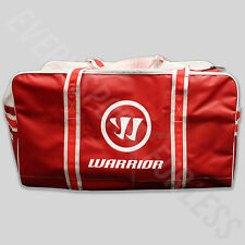 NEW Warrior Pro Hockey Equipment Bag - Medium - Red/White