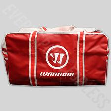 NEW Warrior Pro Hockey Equipment Bag - Medium - Red/White