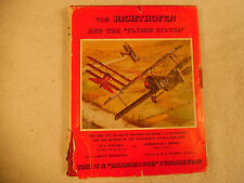 Von Richthofen and the Flying Circus Robertson 2nd Impression Illustrated 160-7I