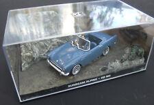 Sunbeam Alpine   007 James Bond 1:43 .. Dr No - No.17 #4143