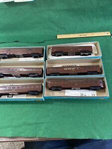 HO 6 Passenger Cars Athearn Amtrak Nice (KJT429)