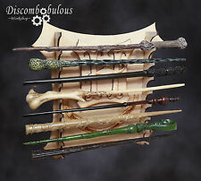 Harry Potter Hogwarts Wall Hanging Wand Stand Kit - *Wands not included*