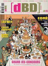 dBD n° 5 - 2006 - Lautner, Comès, Loustal, Vel, Mizuki...