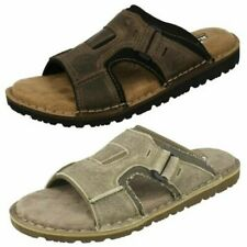 Mens Skechers Memory Foam Sandals 'Golson 64148'