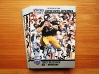 Super Bowl Pittsburgh Steelers Team Set - Terry Bradshaw