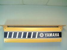 Yamaha speed block Banner Motorcycle Race Workshop Garage Logo Display show Sign