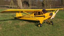 PIPER J-3 HUGE SCALE (38%) SHORT KIT AND PLANS - 168 INCH SPAN