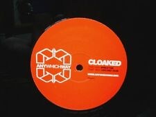 "Listen - CLOAKED - Breathe / Orchid Dub - Progressive House 12"" Any Which Way"