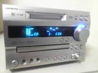 ONKYO FR-N7TX CD  MD Tuner Amplifier System X-N 7TX Center Unit