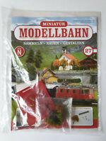 DeAgostini  Miniatur Modellbahn Spur N Nr.27  mit Heft