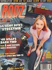 Ol' Skool Rodz Magazine Daddy Roth's Streetnik March 2013 011818nonr