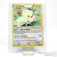 NM Togekiss 9/90 Holo Rare HGSS - Undaunted Pokemon 2B3