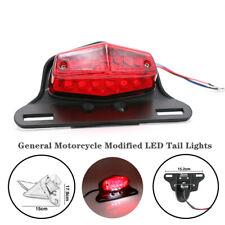 LED General Motorcycle Turn Signal Tail Light Fender Brake License Plate Light
