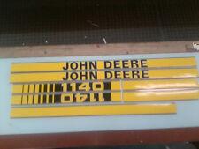 John Deere 1140 Hood Decals