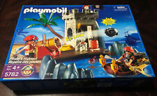Playmobil 5782 -PIRATE'S HIDEOUT -112 PIECES SET~ NEW SEALED IN BOX ~2006