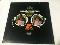 LP SARAH VAUGHAN The New Scene MERCURY STEREO SR 61079 (M)