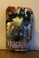 *NEW* Transformers Revenge of the Fallen Robot Replicas SIDESWIPE 2008 HASBRO