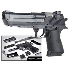 1:10 kids children toys assembling pistol building blocks gun model Desert Eagle
