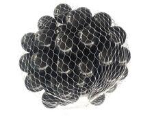 500 Piscine de balles Black 55mm noir couleurs bébé enfant bain boule