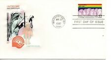 US FDC #2275 United Wat, House Of Farnam (7389)
