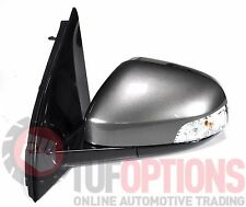 Ford FG & FGX Falcon LH Door Mirror Temp & Blinker STARK GREY 05/08-10/16