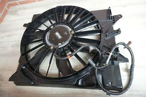 2004-2007 JAGUAR XJ8 X350 4.2L V6 GAS ENGINE COOLING RADIATOR FAN SHROUD OEM